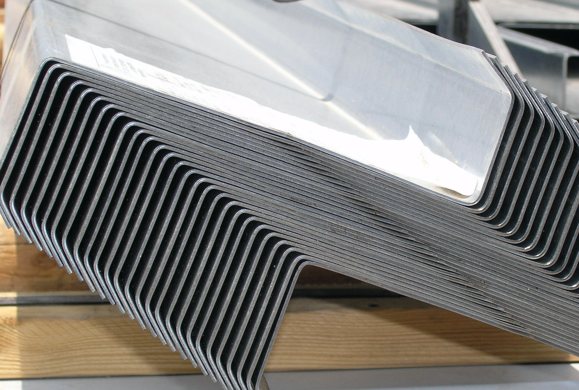 Galvanized Purlins and Girts